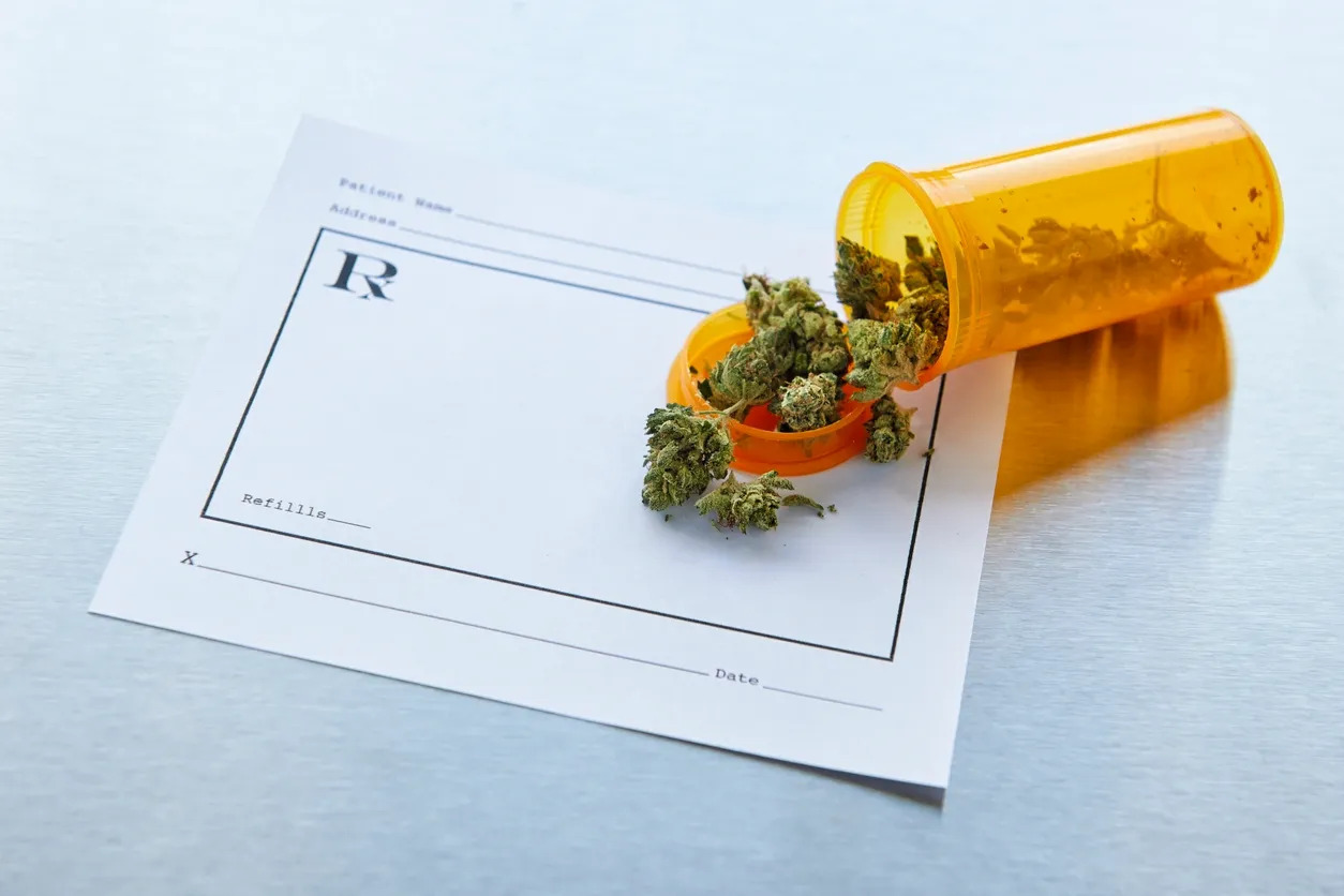 Rx Medical or Recreational